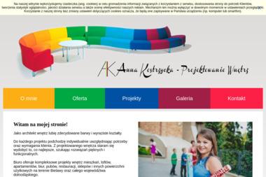 Anna Kostrzycka Projektowanie wnętrz - Architekt wnętrz Bielawa