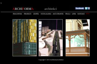 Archiforma - Projekty Domów Nowoczesnych Krosno