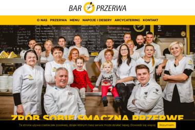 Bar Przerwa & Arcycatering - Catering Dietetyczny Koszalin