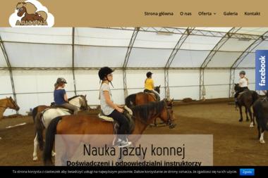 Arizona. Nauka jazdy konnej - Stajnia Jakubowice Konińskie