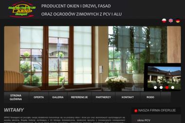 P.H. ARNO Sp. z o.o. - Okna Nowogard