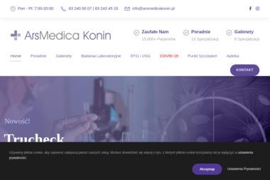 ArsMedica - Medycyna pracy Konin