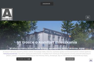 "P.P.H.U. ""Artex"" - Bramy Chełm"