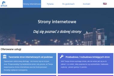 ARTUX - Agencja interaktywna Kotórz Mały