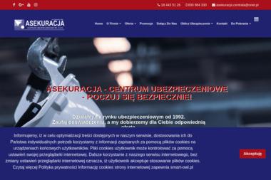 ASEKURACJA Centrum Ubezpieczeniowe Sp. z o.o. - Ubezpieczenie firmy Nowy Sącz