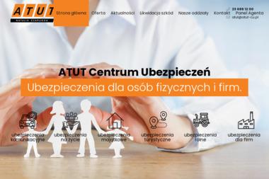 ATUT Centrum Ubezpieczeń - Ubezpieczenie samochodu Ostrołęka