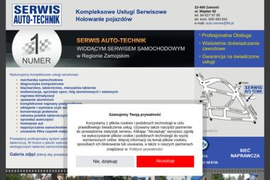 Serwis samochodowy Auto-Technik - Rzemiosło Zamość