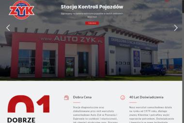 AUTO ZYK - Wymiana olejów i płynów Poznań