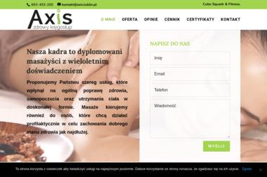 Axis - Salon Masażu Lublin