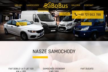 BaBoBus - Wynajem Samochodów Gubin