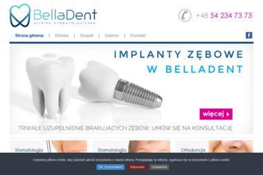 BellaDent - klinika stomatologiczna - Ortodonta Włocławek