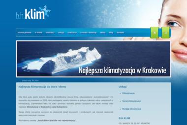 B.H. KLIM - Klimatyzacja Kocmyrzów