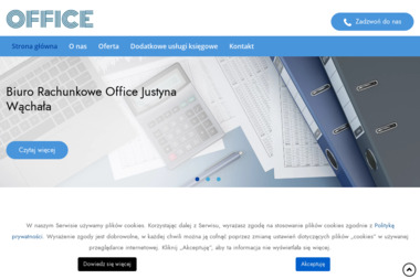 Biuro rachunkowe OFFICE Usługi Finansowo-Księgowe - Biuro rachunkowe Wodzisław