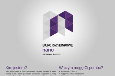 Biuro rachunkowe NANO - Księgowy Sokółka