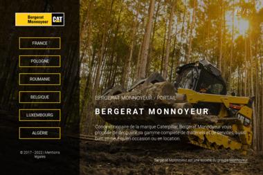 Bergerat Monnoyeur Sp. z o.o. - Maszyny budowlane Lublin