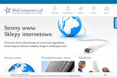 BM Computers - Szkolenia Kobylnica