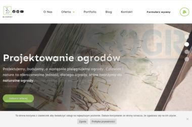 BS Ogrody - Ogrody Zimowe Drewniane Laskowa