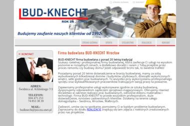 Bud-Knecht - Murowanie ścian Świdnica