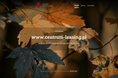 Leasing-Experts Jacek Kalitowicz - Leasing Finansowy Pruszków