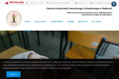 Centrum Kształcenia Zawodowego i Ustawicznego w Siedlcach - Kurs pierwszej pomocy Siedlce