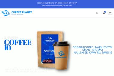 COFFEE PLANET - Wynajem Ekspresu do Kawy Poznań