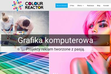 Colour Reactor - Graficy Komputerowi Rzeszów