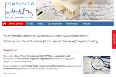 Biuro Wycen Nieruchomości COMPARATIO - Biegli i rzeczoznawcy Toruń
