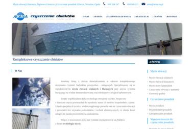 ARMA - Mycie elewacji Tułowice