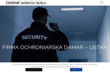 """""""Damar"""" Mariusz Kośla - Kancelaria Prawna Ustka"""