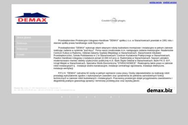 Demax spółka z o.o. - Grzejniki Starachowice