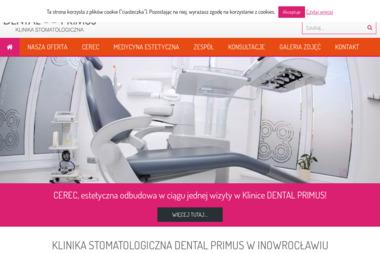 Klinika Stomatologiczna Dental Primus - Protetyk Inowrocław
