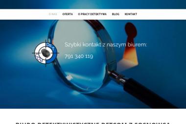 Biuro Detektywistyczne DETCOM - Biuro Detektywistyczne Sosnowiec