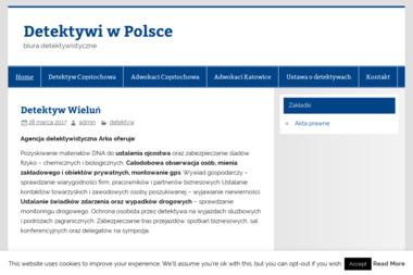 Agencja - ARKA - Usługi Prawne Wręczyca Wielka