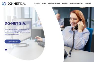 DG-NET Spółka Akcyjna - Internet Dąbrowa Górnicza
