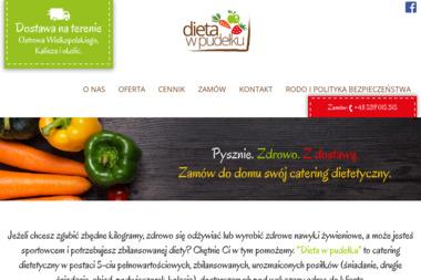 Dieta W Pudełku - Branża Gastronomiczna Kalisz