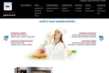 DK Gastro - Ekspresy do Firmy Warszawa