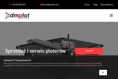 DMPlot Sp. z o.o. Sp.k. - Drukarka Wielkoformatowa Katowice