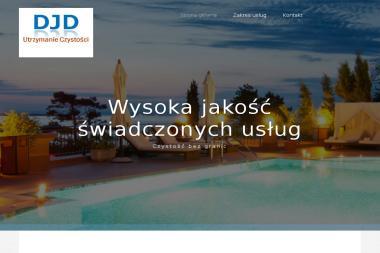 DJD Utrzymanie Czystości - Mycie elewacji Toruń