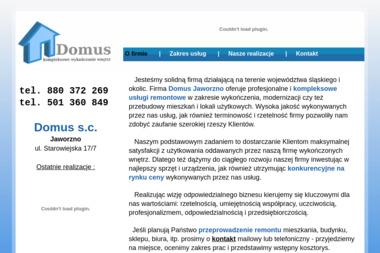 Domus - Tynkarz Jaworzno