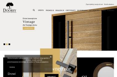 DOORSY - Producent Okien Drewnianych Bielice