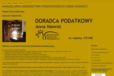 KANCELARIA DORADZTWA PODATKOWGO ANNA NAWROT - Usługi podatkowe Kraków