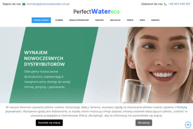 Perfect Water Eco - Dostawy wody Olsztyn