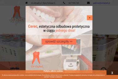 Dr Dąbek - Protetyk Grudziądz