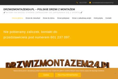 Drzwizmontazem24.pl - Drzwi Drewniane Oleśnica