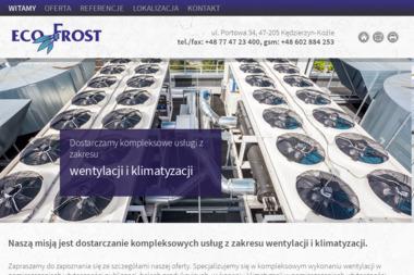 Eco-Frost - Instalacja Klimatyzacji Kędzierzyn-Koźle