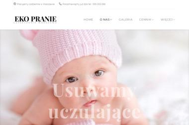 Eko Pranie Dywanów - Pralnia Warszawa
