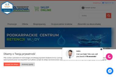 Przedsiębiorstwo Budowlano - Handlowe EKOBUDOWA - Firma remontowa Lesko