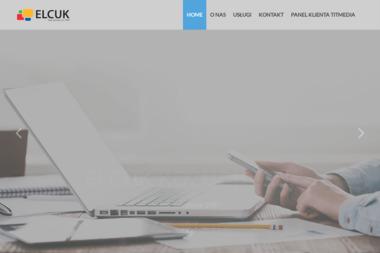 ELCUK KOŻUCH Sp.j. - Strony internetowe Dąbrowa Górnicza