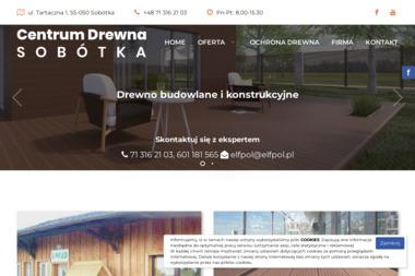 Centrum Drewna Sobótka - Skład drewna Sobótka