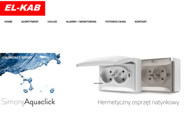 EL-KAB - Oświetlenie Łazienki Gorzów Wielkopolski